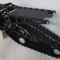 Гусенциа на питбайк_гусеничный комплект для питбайка_сноубайк комплект на мотоцикл_snowbike kit_4