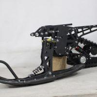 Гусенциа на питбайк_гусеничный комплект для питбайка_сноубайк комплект на мотоцикл_snowbike kit_7