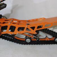 Гусеница на мотоцикл_гусеничный комплект_снегоходный комплект для мото_17