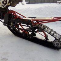 Гусеница на мотоцикл 250 питбайк_3