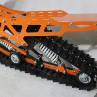 Гусеница на мотоцикл_гусеничный комплект_снегоходный комплект для мото_12