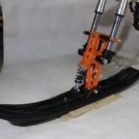 Гусеница на мотоцикл_гусеничный комплект_снегоходный комплект для мото_2