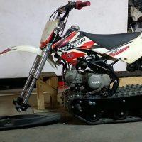 Гусеница для мотоцикла питбайк_3
