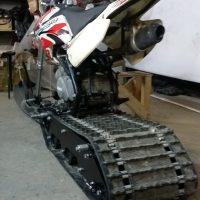 Гусеница для мотоцикла питбайк_5