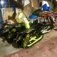 Гусеница для мотоцикла_Имперслед_Impersled snowbike_3
