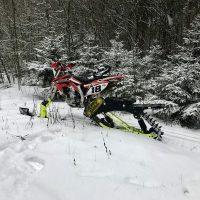 Гусеница для мотоцикла_Имперслед_Impersled snowbike_7