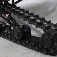 Сноубайк гусеничный комплект на мотоцикл питбайк_monotrack 19-32_Гусеница на мотоцикл_гусеница на эндуро_snowbike kit_Гусеница на мотокросс_6