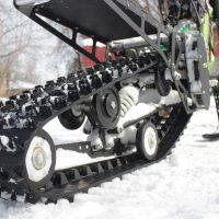 Surron snowbike_electric snowbike_sur ron snowbike kit_гусеница на суррон_surron гусеничный комплект_10