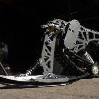 Сноубайк_гусеница на питбайк_гусеничный комплект для мотоцикла_snowrider_vortex snowbike_timbersled_yeti snow bike_2
