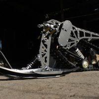 Сноубайк_гусеница на питбайк_гусеничный комплект для мотоцикла_snowrider_vortex snowbike_timbersled_yeti snow bike_3