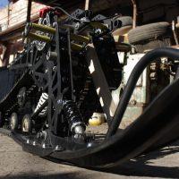 Сноубайк_гусеница на питбайк_гусеничный комплект для мотоцикла_snowrider_vortex snowbike_timbersled_yeti snow bike_8