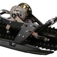 Сноубайк гусеница для мотоцикла 250 куб.см._гусеничный комплект для мотоцикла_4